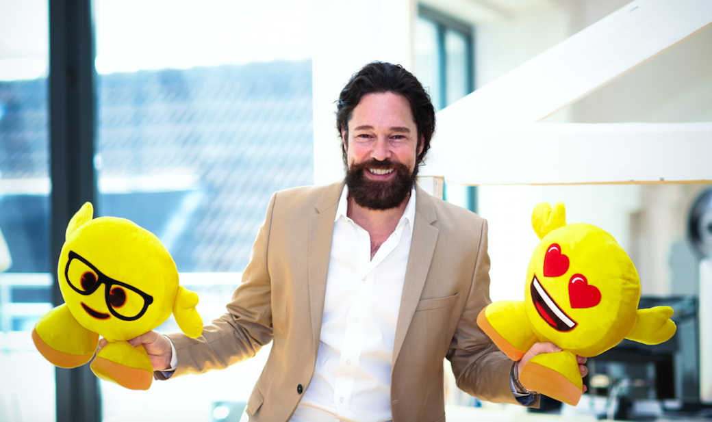 Emoji's Marco Huesges: 'Think of licensing as music and you'll see