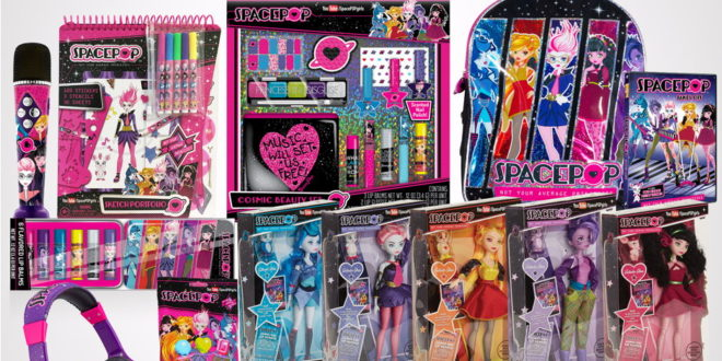 Genius Brands Takes Spacepop To Toys R Us Stores Licensing Biz