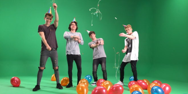 The Vamps takes over Cartoon Network to kick off summer countdown