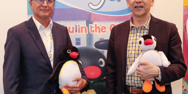 Sony Creative Products strengthens Pingu global distribution