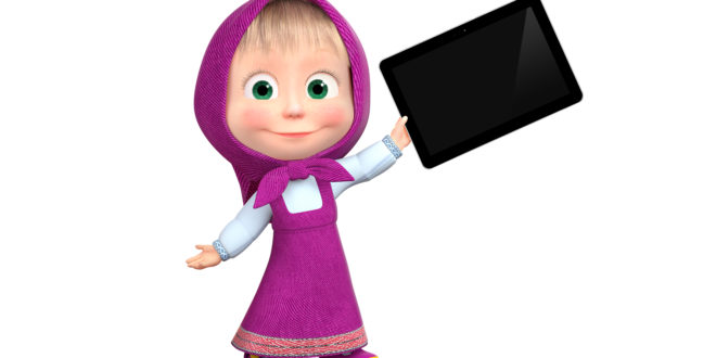1ca3d7e68d368 Masha and the Bear lands major Samsung promotion in Italy ...