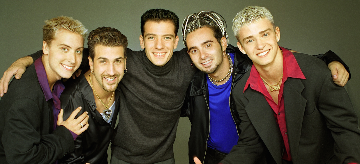 Lance bass teases possible n sync reunion
